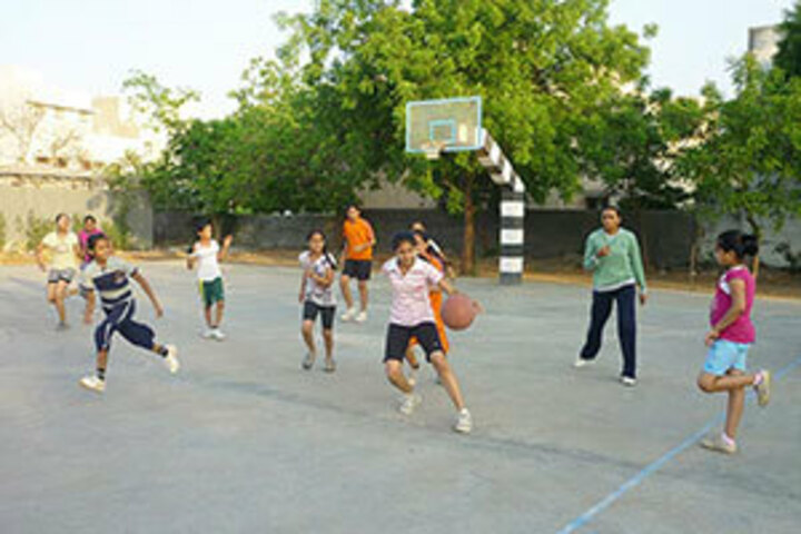 Nirmala Convent School-Basket Ball