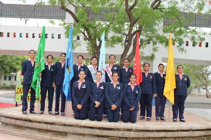 Nirmala Convent School-Council Members