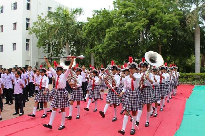 Nirmala Convent School-School Band