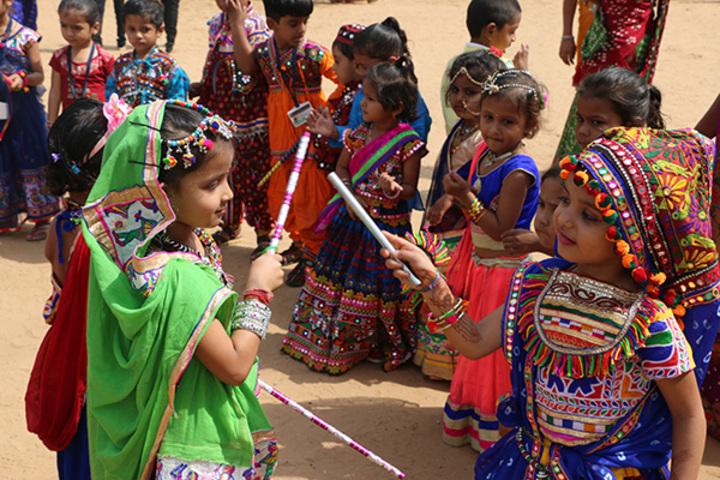 Om Landmark School-Festival Celebrations