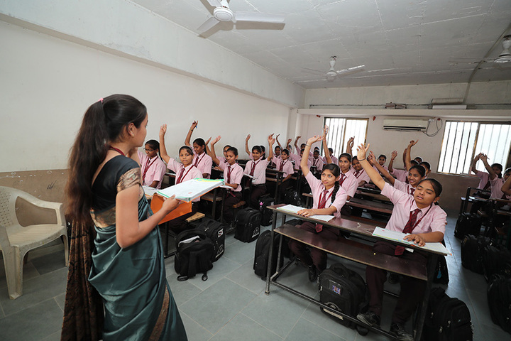 Om Landmark School-Classroom