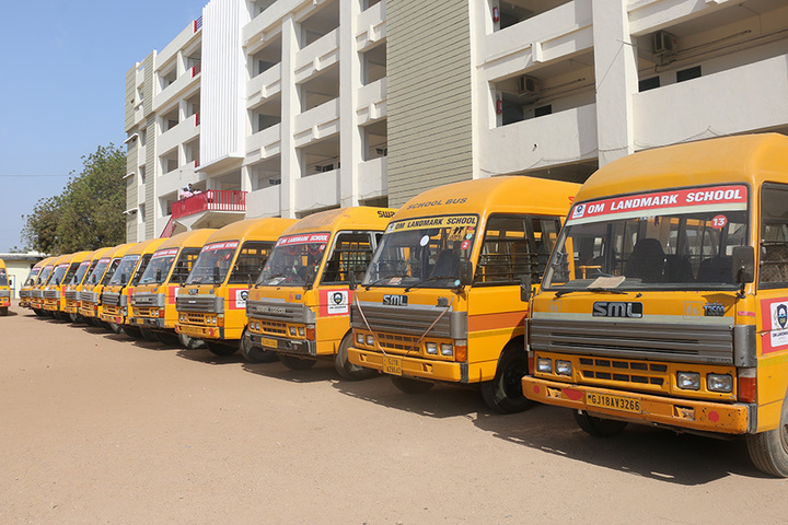 Om Landmark School-Transport