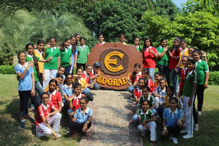 Om Shanti English Medium School-Park 1