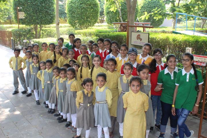 Om Shanti English Medium School-Park