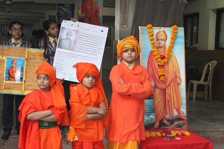 Om Shanti English Medium School-Celebrations