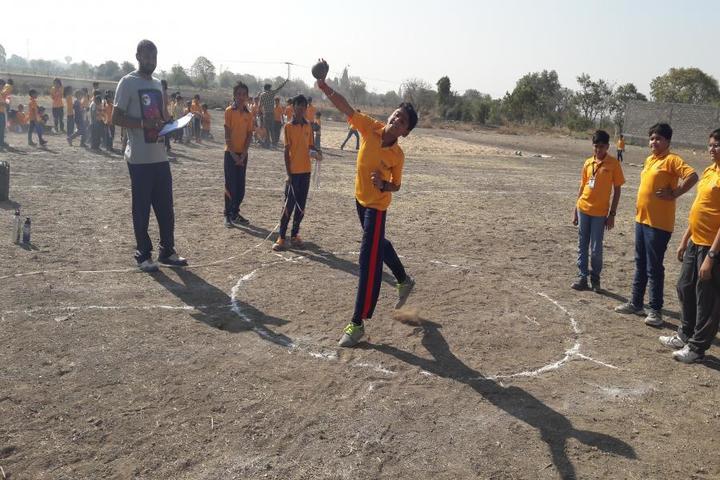 Oxford International School-Sports
