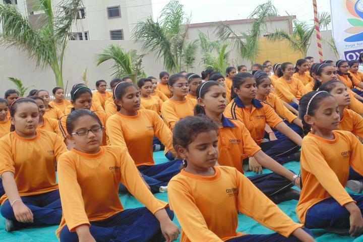 Oxford International School-Yoga