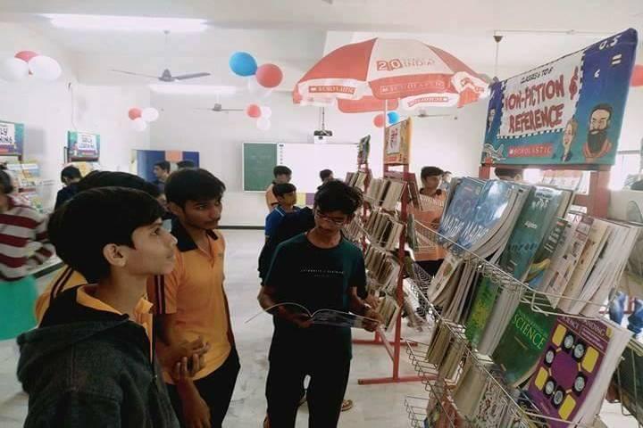 Oxford International School-Book Fairs