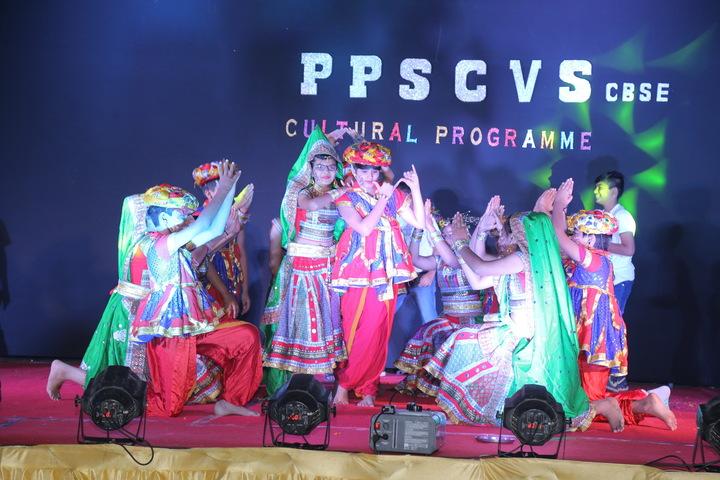 P P Savani Chaitanya Vidya Sankul-Event