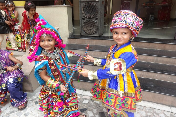 P P Savani Chaitanya Vidya Sankul-Fancy Dress