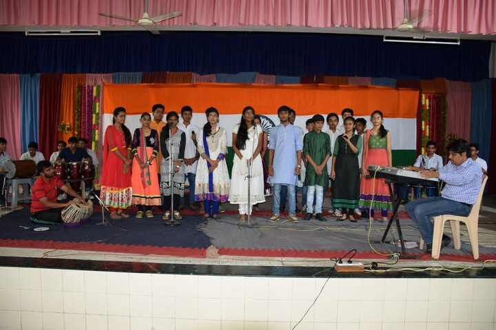 P P Savani Chaitanya Vidya Sankul-Repubic Day