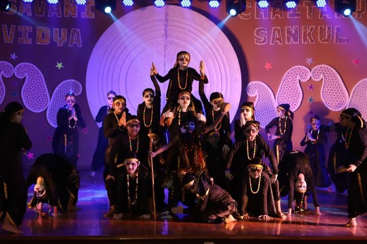 P P Savani Chaitanya Vidya Sankul-Event1