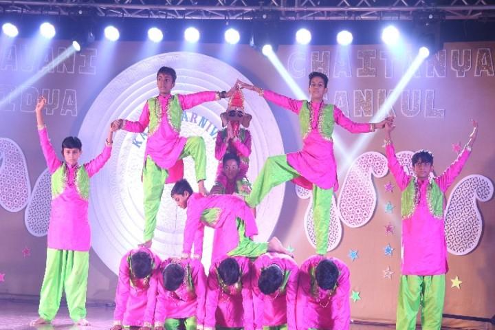 P P Savani Chaitanya Vidya Sankul-Annual Day Celebration