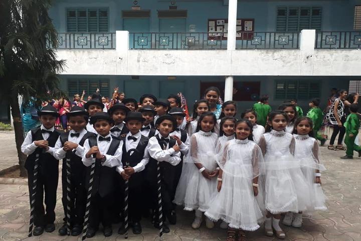P.Chandra International School-Annual Day
