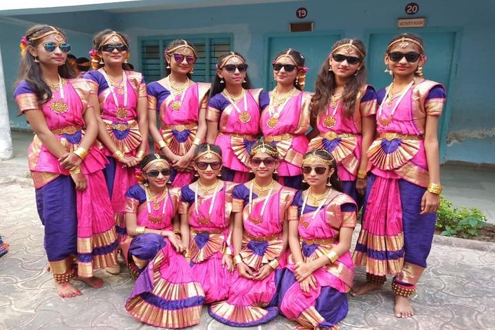 P.Chandra International School-Cultural Fest