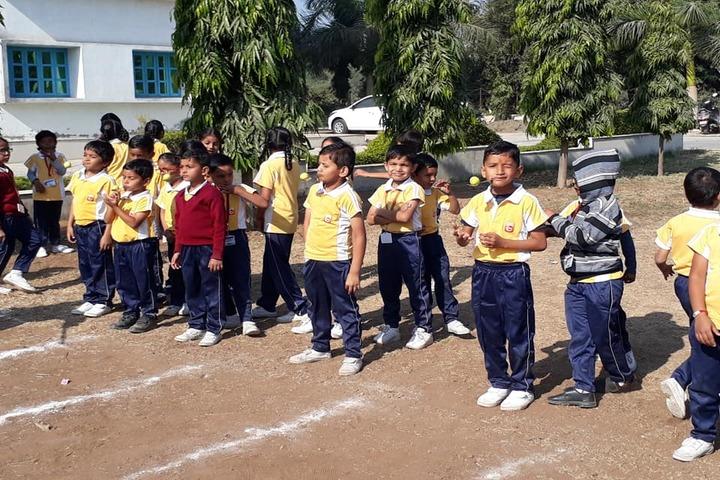 P.Chandra International School-Sports