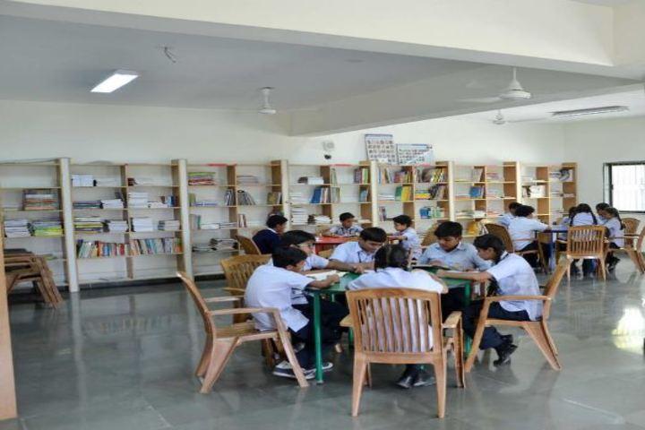 Pinnacle Public School-Library