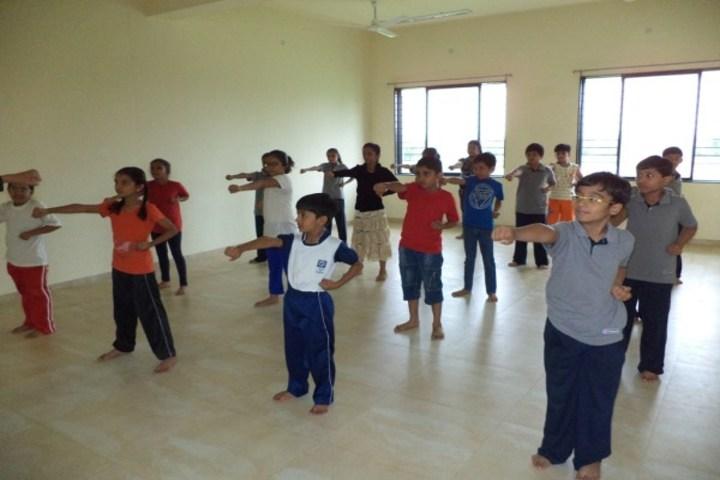 Podar International School-Karate