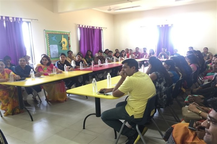Podar International School-Meeting
