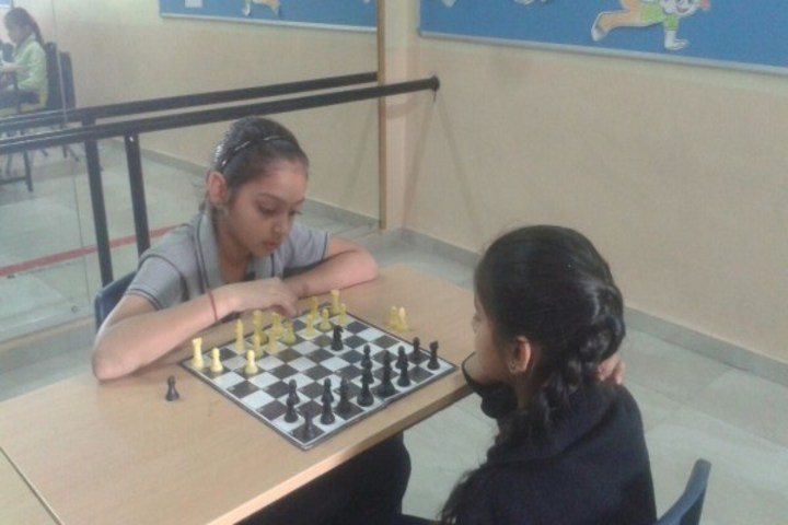 Podar International School-Games