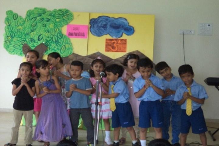 Podar International School-Singing
