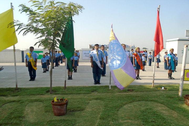 Podar International School-Sports Day