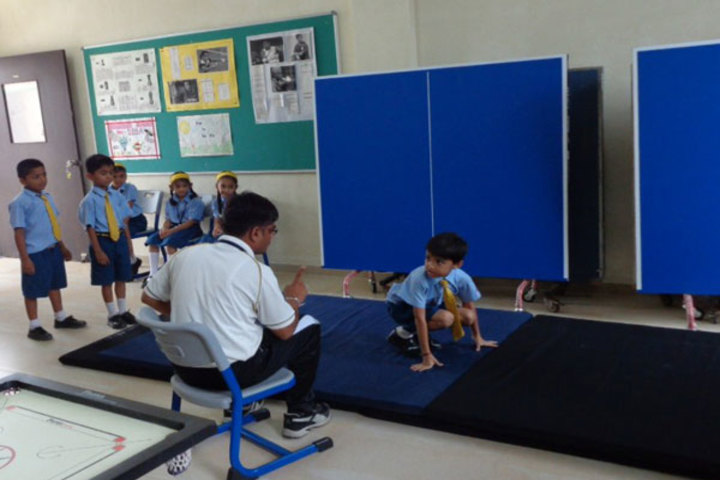 Podar International School-Indoor Game