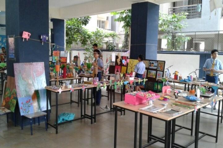 Podar International School-Science Exhibition
