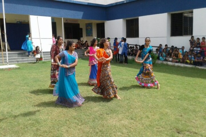 Podar International School-Dance