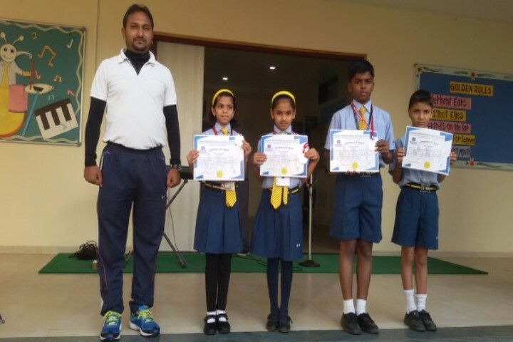 Podar International School-Events