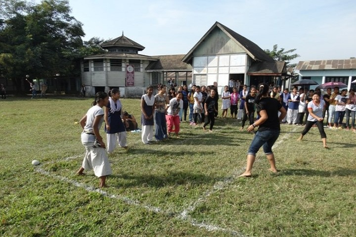 Government Higher Secondary School-Games