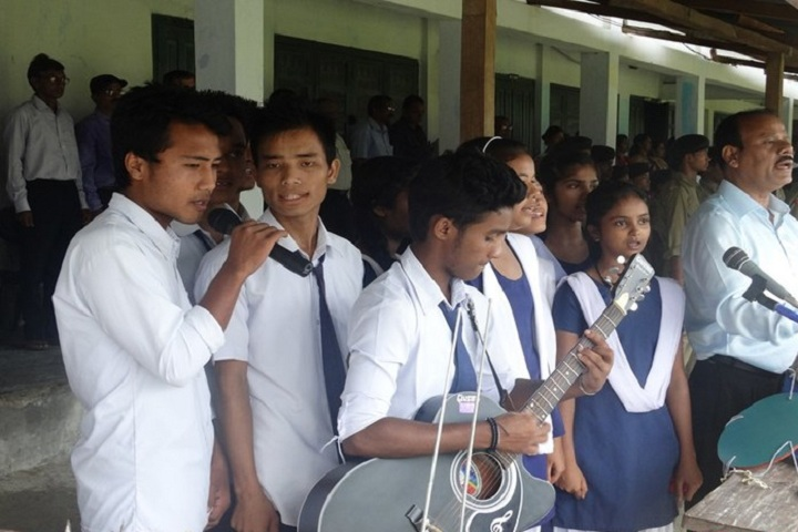 Government Higher Secondary School-Music