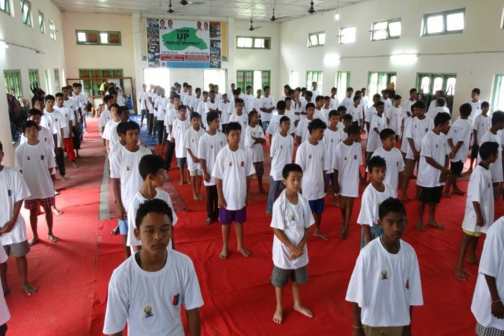 Government Higher Secondary School-Yoga