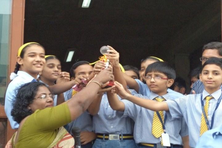 Podar International School-Achievement