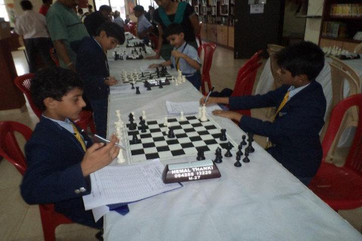Podar International School-Games