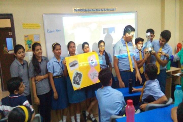 Podar International School-Discoveries
