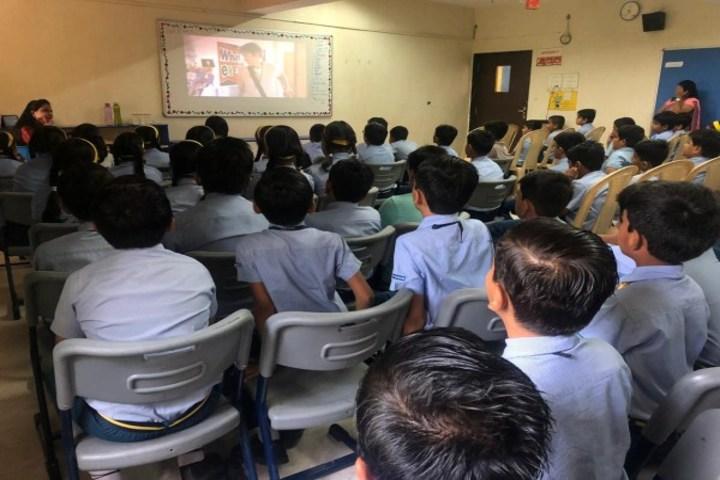 Podar International School-Cyber Safety Workshop