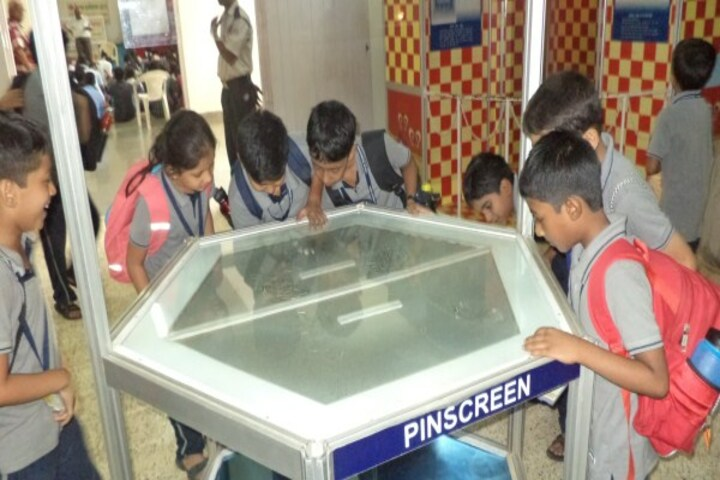 Podar International School-Educational Trip