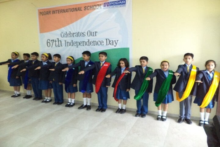 Podar International School-Investiture Ceremony