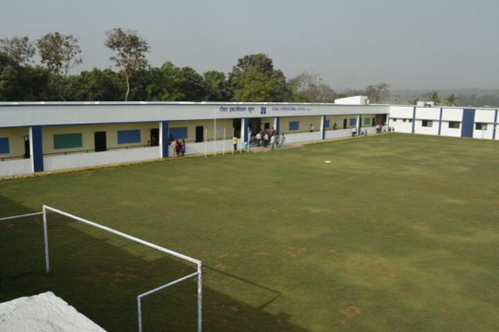 Podar International School-Play Ground