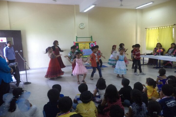 Podar International School-World Book Day Celebration