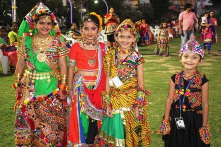 Podar World School-Festival