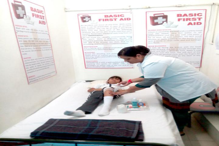 Podar World School-Health Check Up