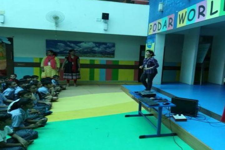 Podar World School-Music Day