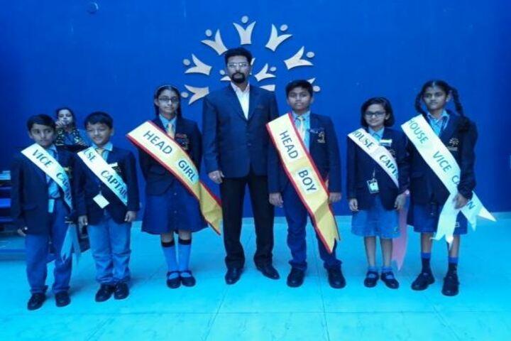 Podar World School-Awards