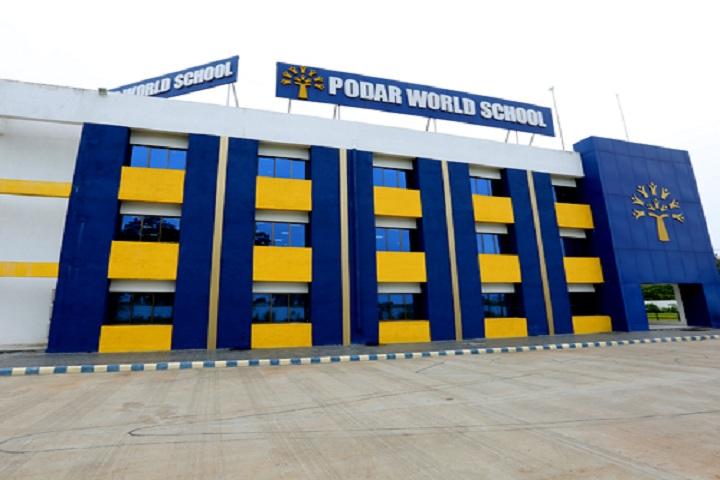 Podar World School-Campus
