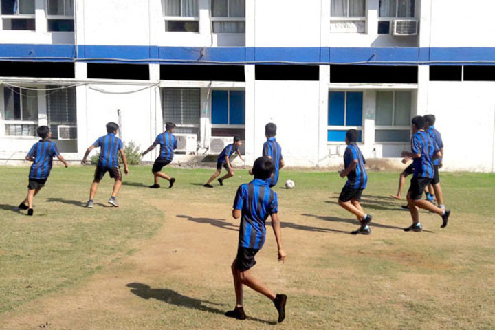 Podar World School-Sports