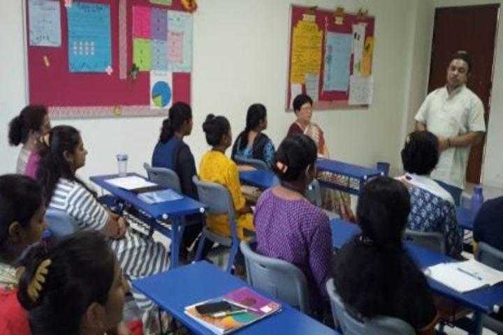 Podar World School-Workshop