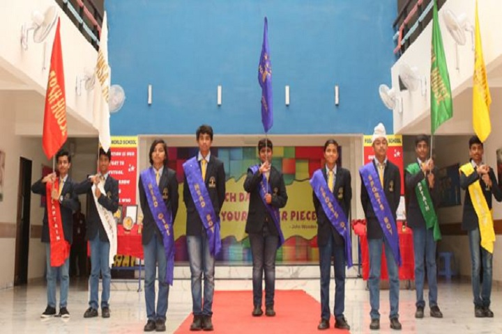 Podar World School-Sports Day