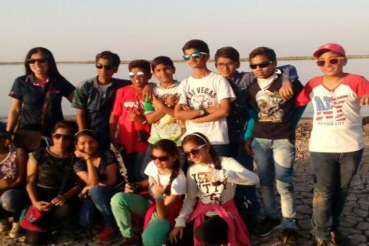 Podar World School-Educational Camp
